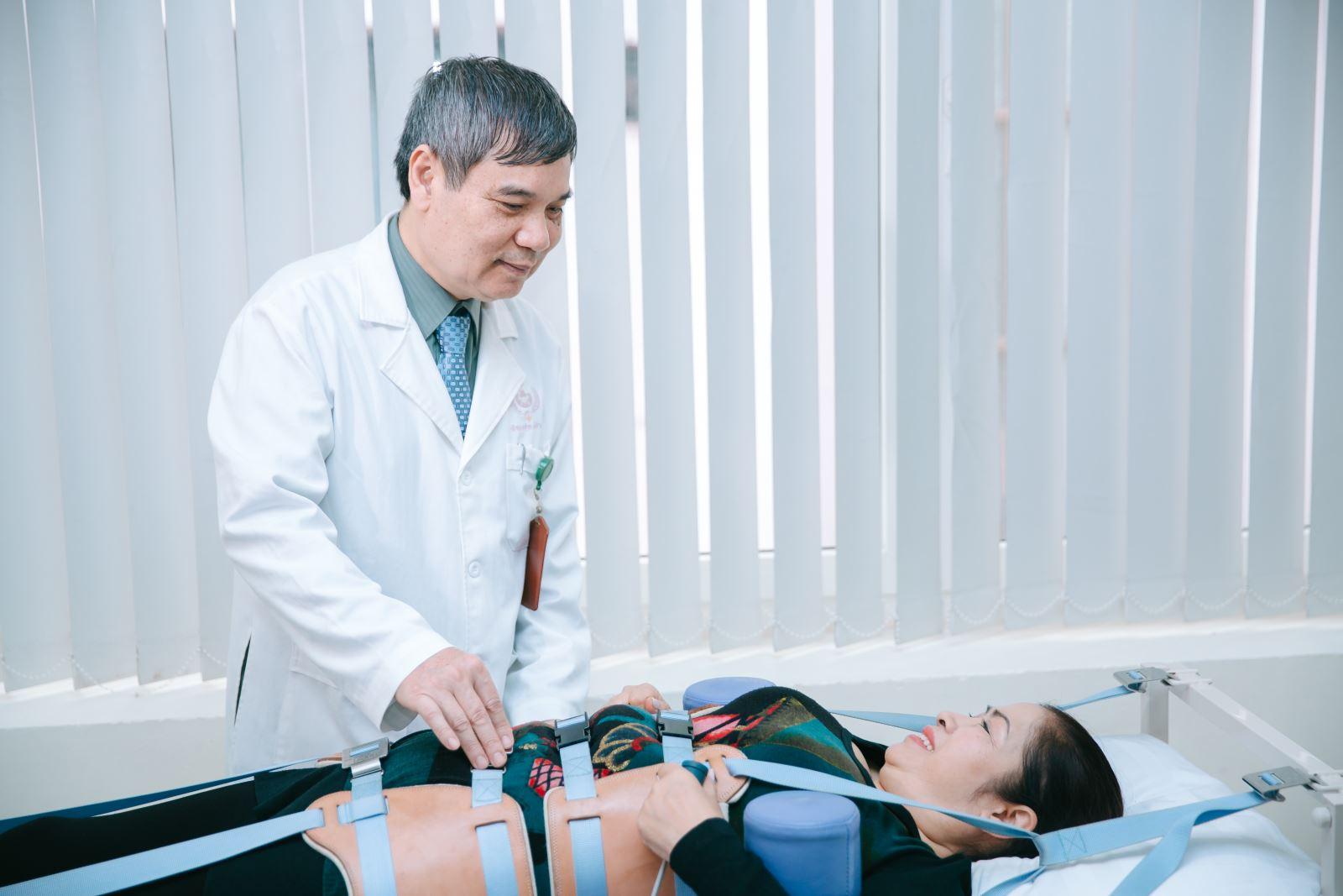 Điều trị bệnh cơ xương khớp theo y học cổ truyền