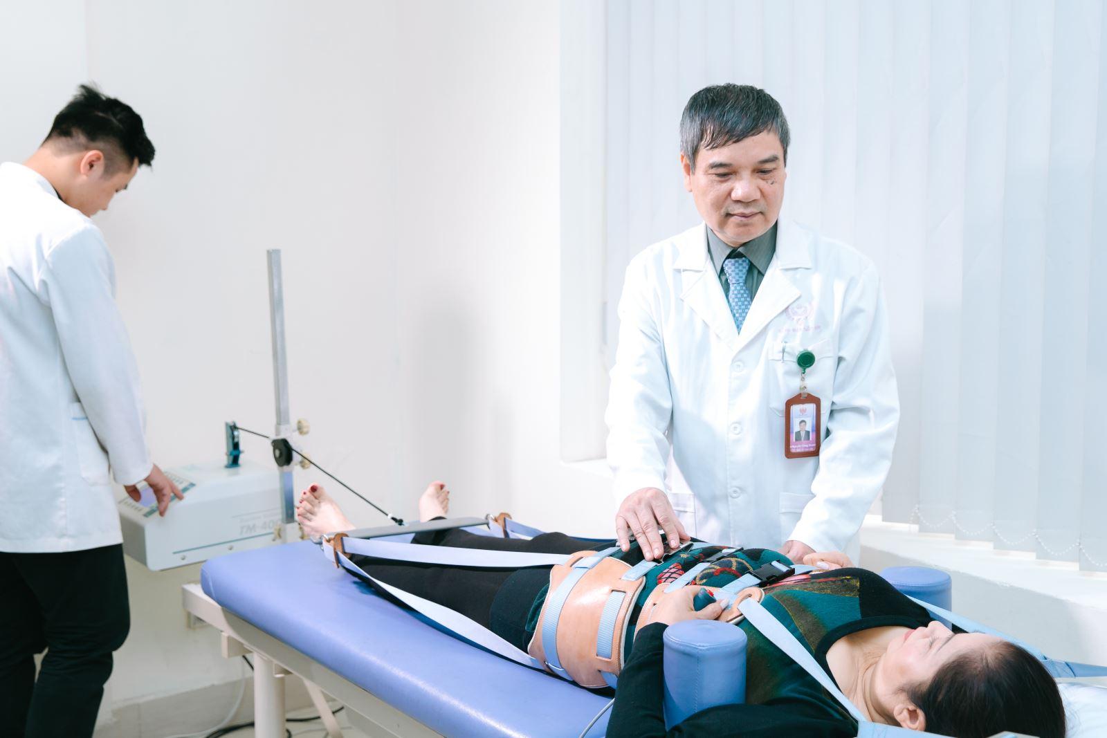 Điều trị bệnh cơ xương khớp theo y học cổ truyền 2