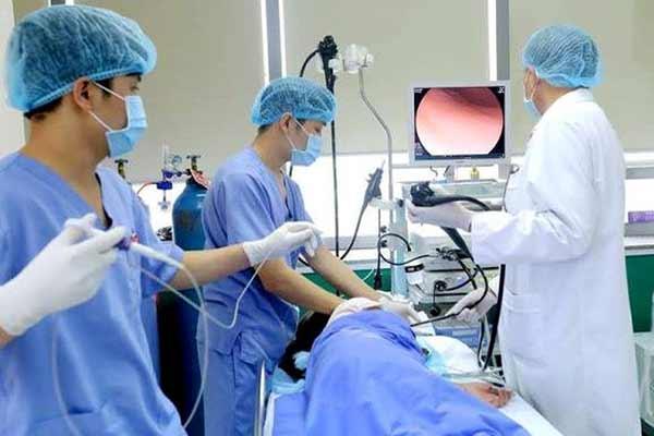 Nội soi dạ dày để kiểm tra vi khuẩn HP và các bệnh về dạ dày