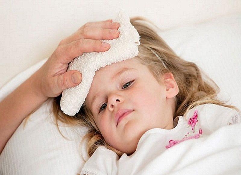 Phòng tránh bệnh giao mùa ở trẻ 1