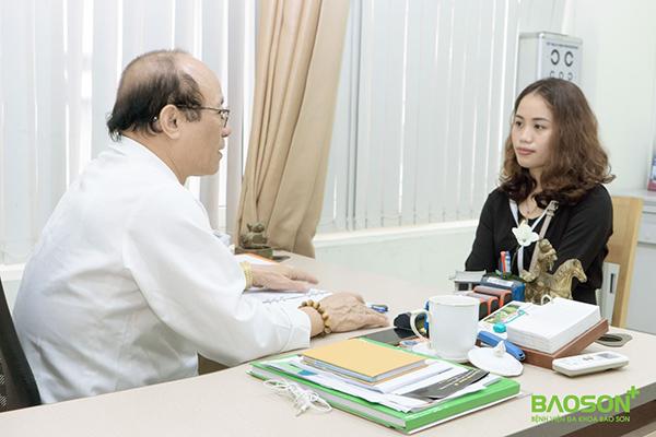 Bệnh viện đa khoa Bảo Sơn on Social - cover